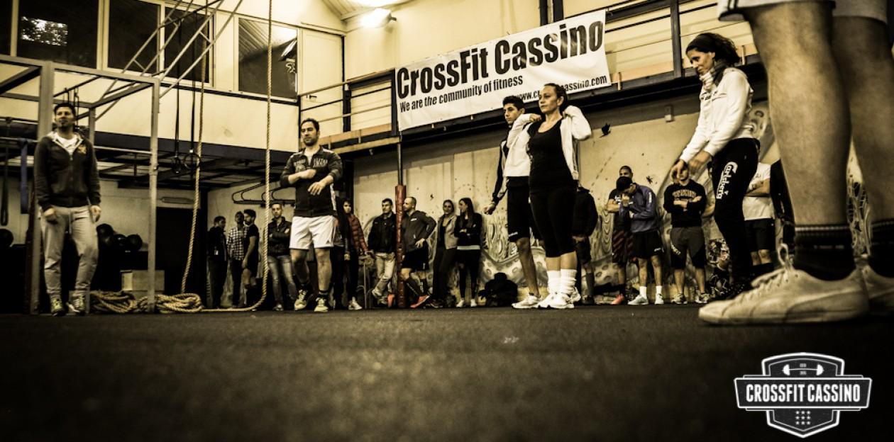 CROSSFIT CASSINO